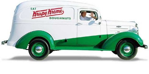 Win Krispy Kreme donuts for your office - enter today with WJRD True Oldies
